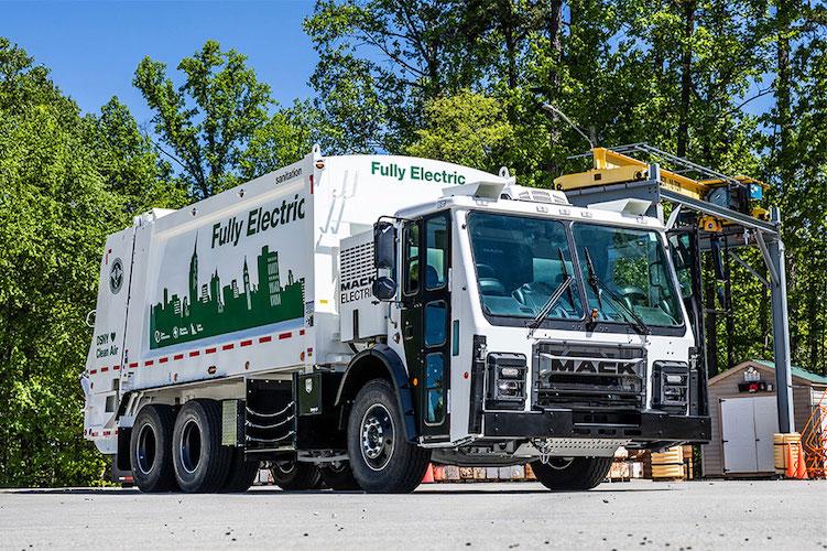 Centro de capacitación de VE Mack Trucks