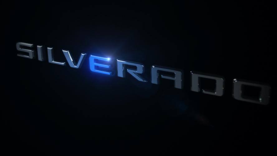 Chevrolet Silverado en versión eléctrica