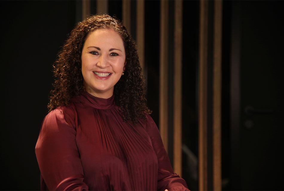 Marcela Barreiro es Presidente & CEO de Daimler Trucks México
