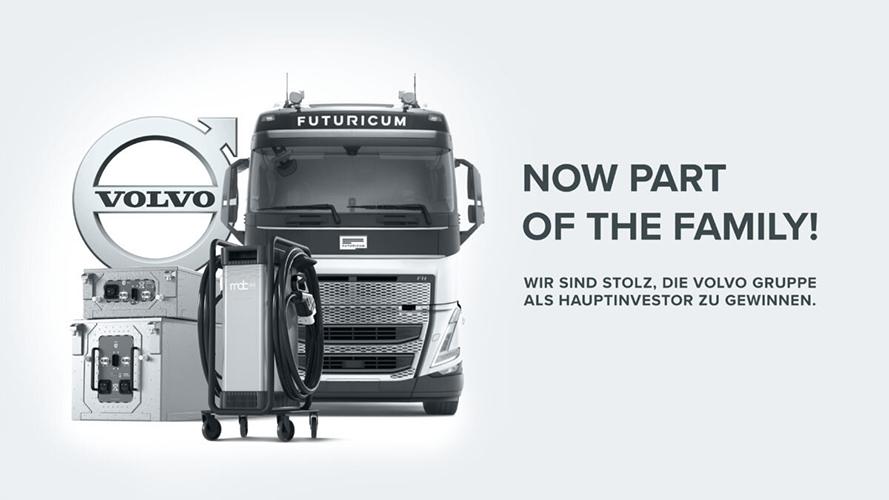 Designwerk apoyará a Volvo en electromovilidad