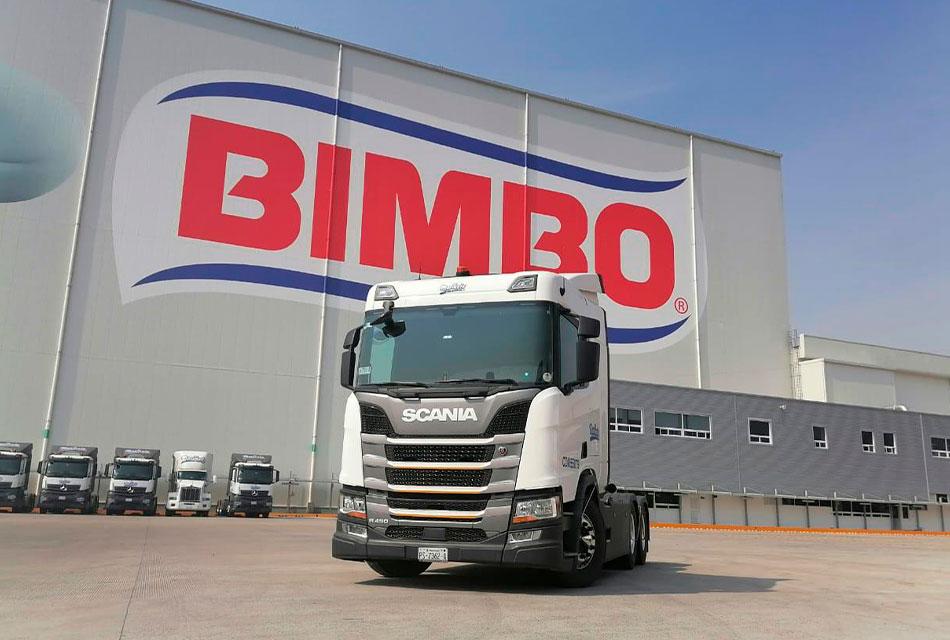 Estrenará Bimbo tractocamiones Euro 6 de Scania
