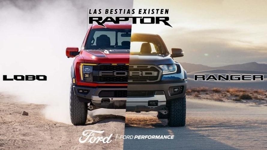 Ford Raptor una familia de poder