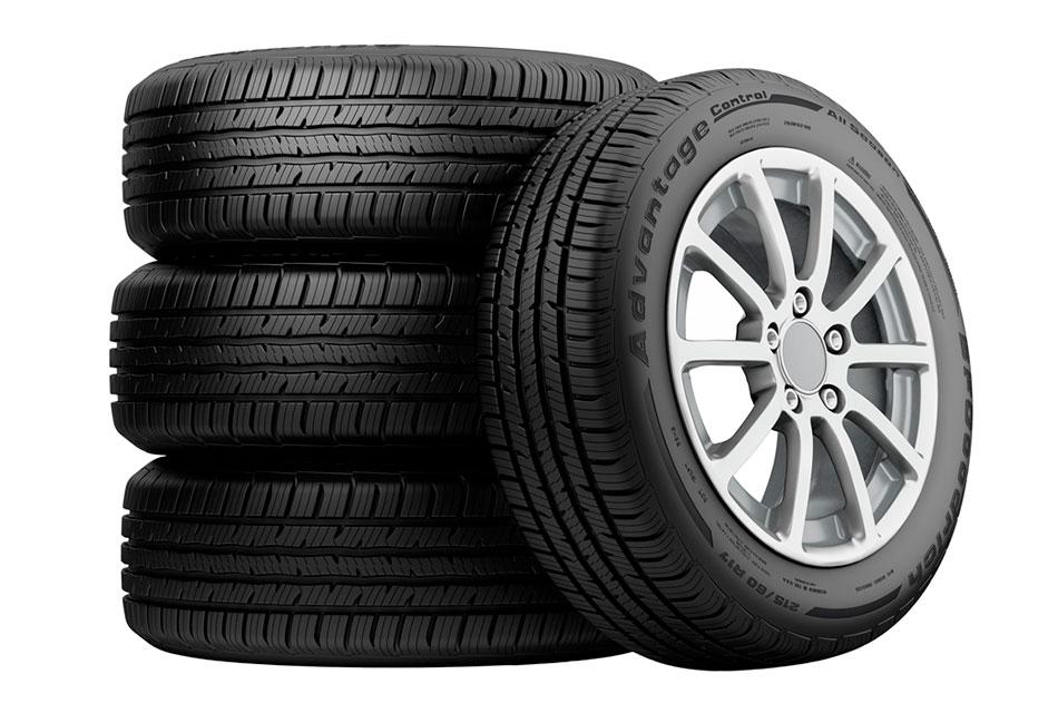 Advantage Control, nueva llanta de Michelin