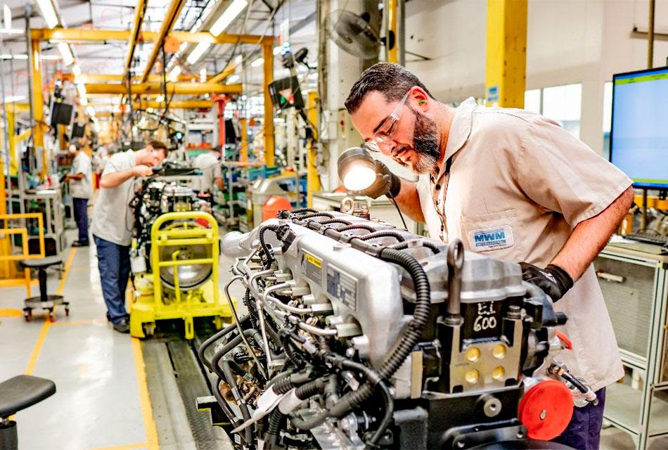 MWM ha producido 4.5 millones de motores