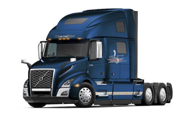 Negocio de camiones Volvo en recuperación