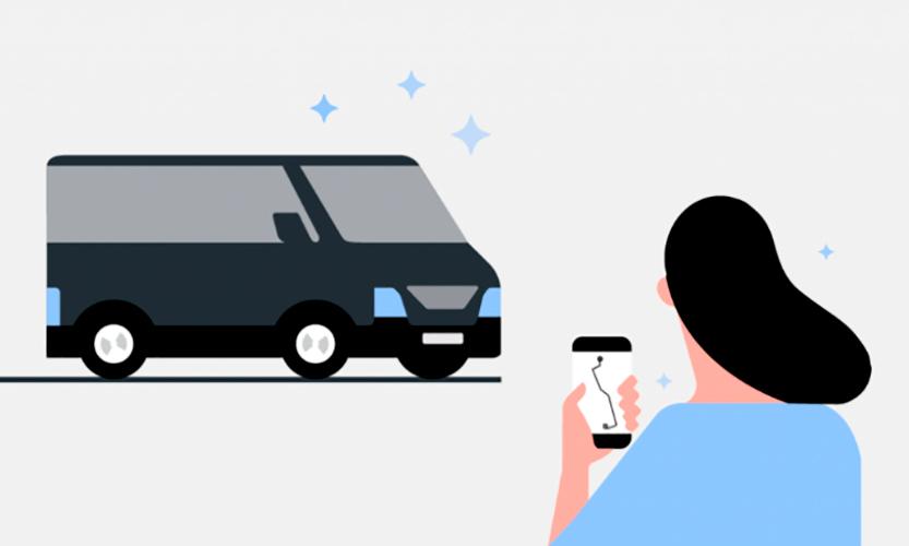 Nuevos servicios de movilidad de Uber