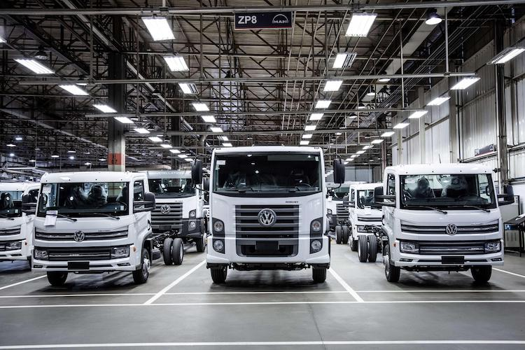 Récord de 100 camiones VWCO vendidos en un mes