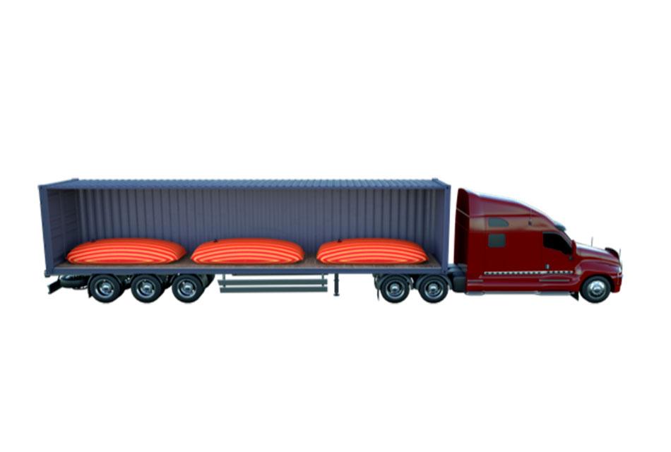 Nuevo sistema de transporte para líquidos a granel