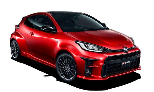 Positivo 1T para Toyota; anuncia GR Yaris