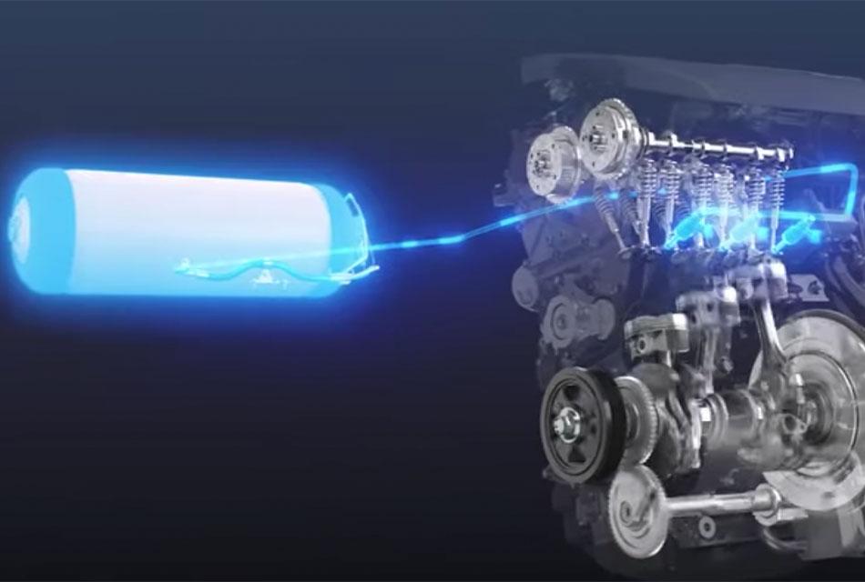 Probará Toyota motor de hidrógeno en automovilismo