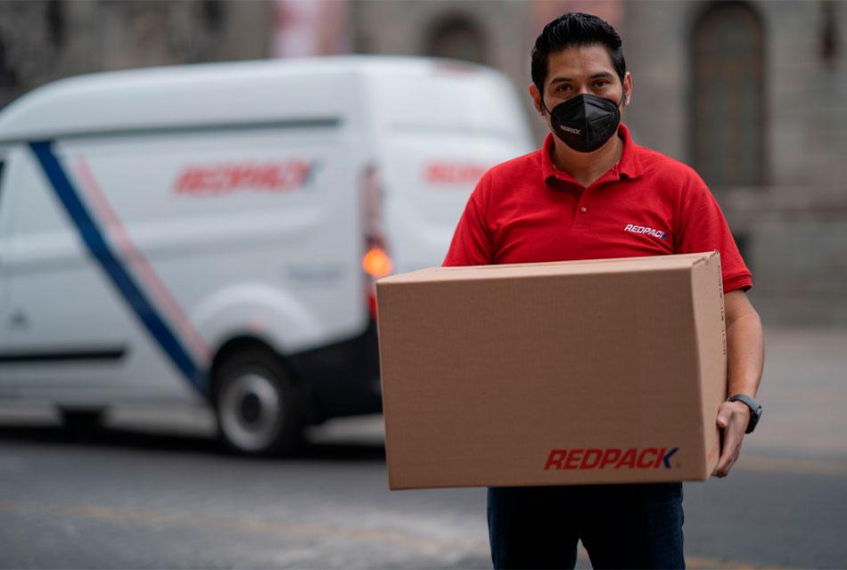 Traxión anuncia inversión para Redpack