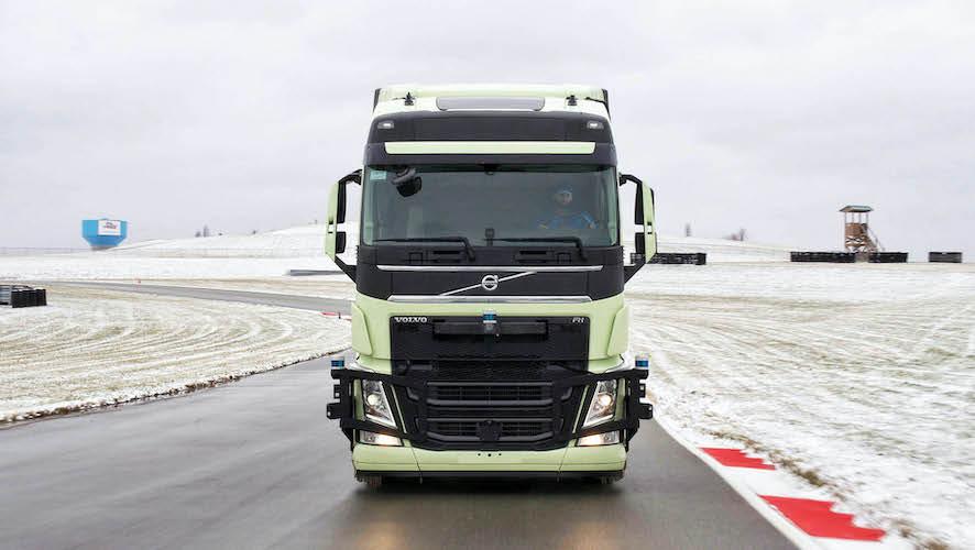 Transporte autónomo, enfoque de Volvo y Aurora