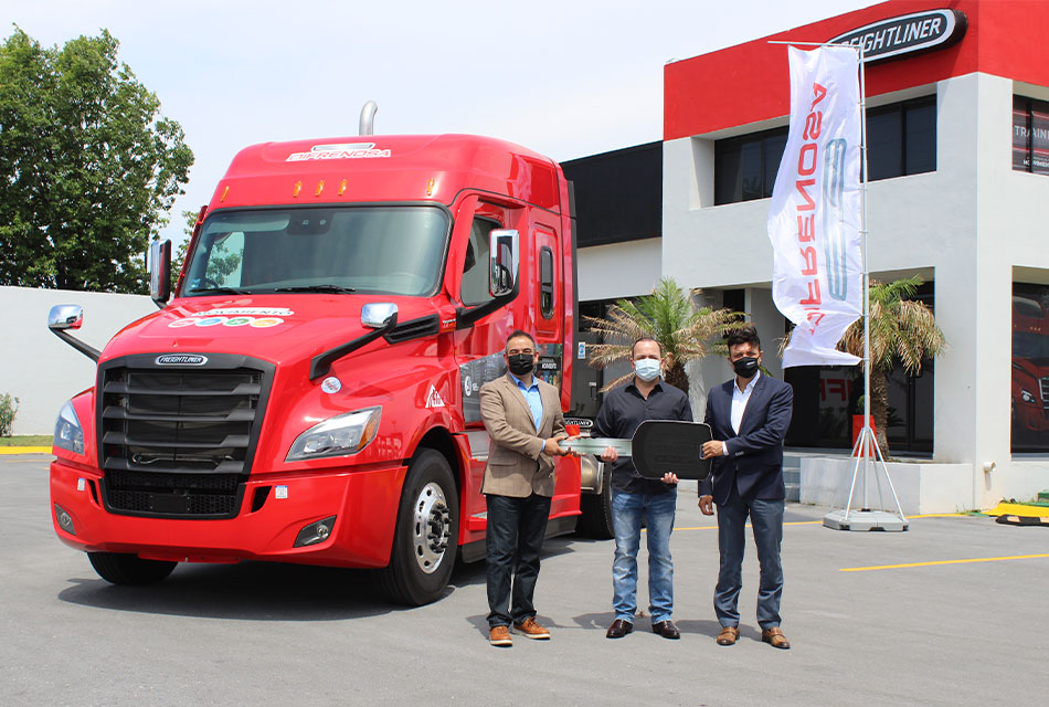 Un Alpha Truck para Transervicios Logísticos del Norte