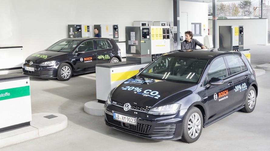 Blue Gasoline desarrollo de Bosch, Shell y VW