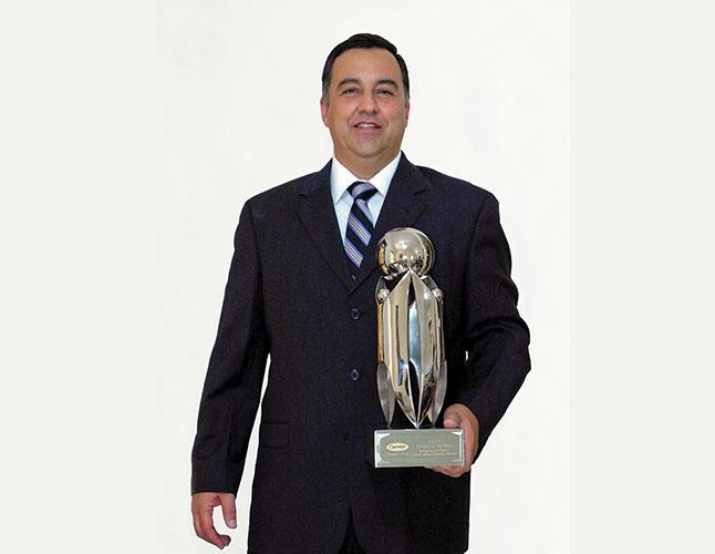Carrier Transicold premia a Refrigeración Tijuana