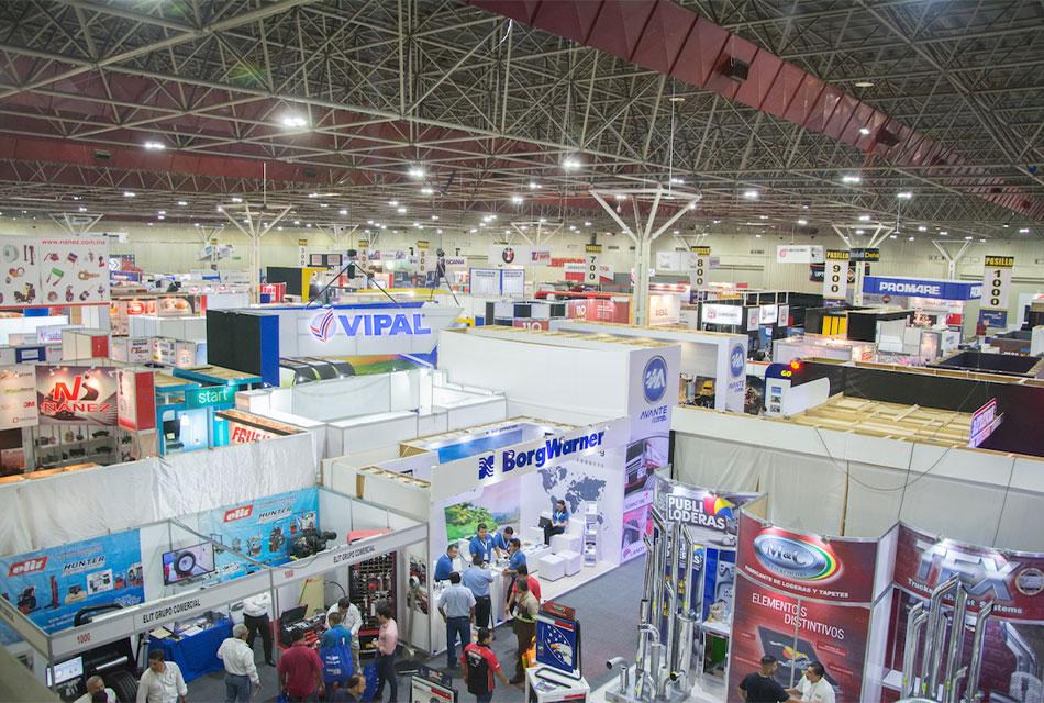 300 expositores en Expo Proveedores del Transporte
