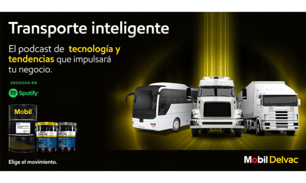 "ExxonMobil lanza podcast ""Transporte Inteligente"""