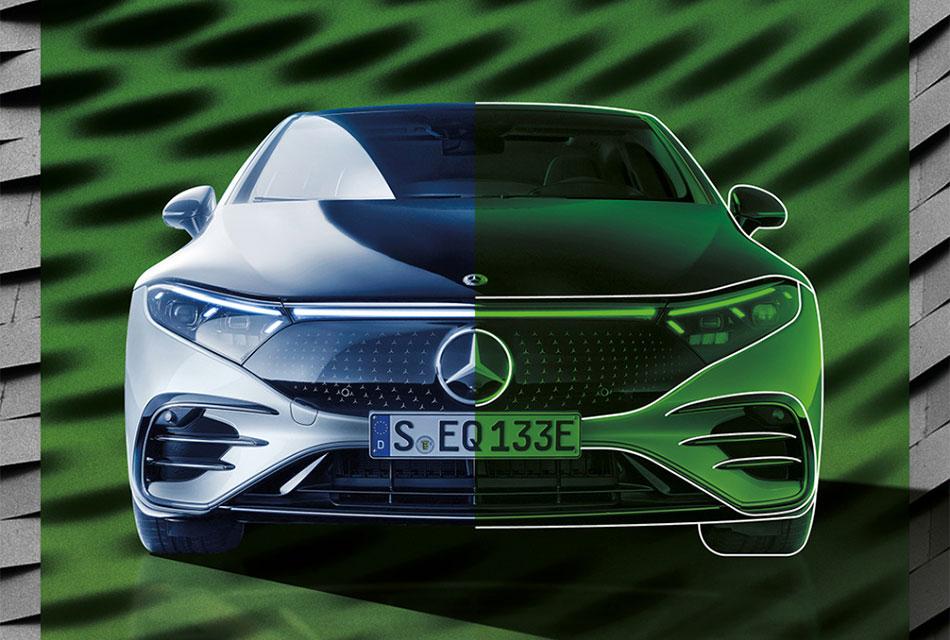 Mercedes-Benz utilizará acero verde en sus vehículos