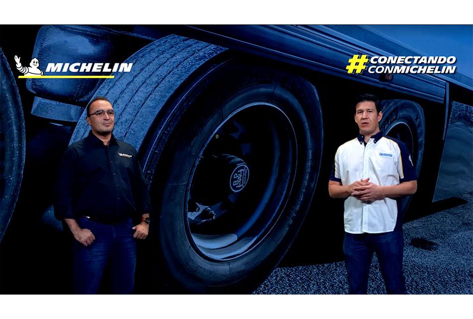 5 tips de Michelin para la correcta presión de inflado