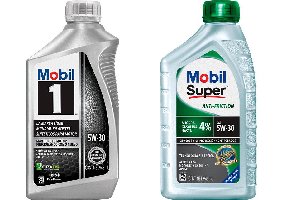 Exxon Mobil proveedor de MG Motor