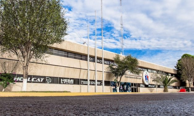 Planta Motores Saltillo Norte cumple 40 años