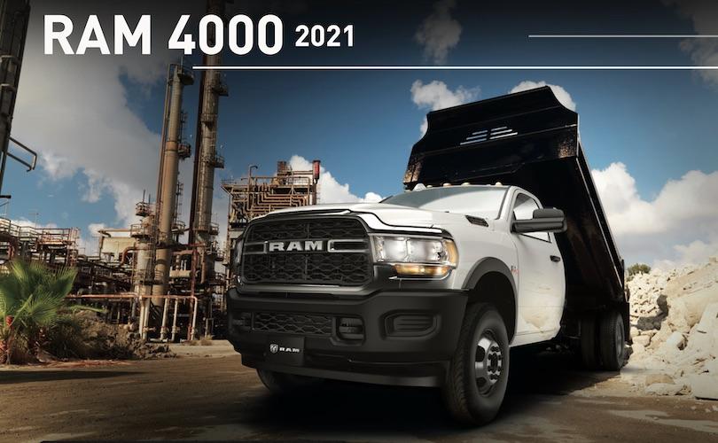 RAM 4000: explora y define la que quieres en 3D