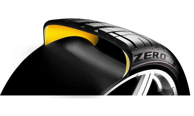 20 años de la tecnología Run Flat de Pirelli
