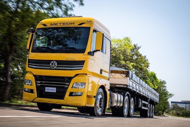 VW Meteor rebasa las mil unidades vendidas