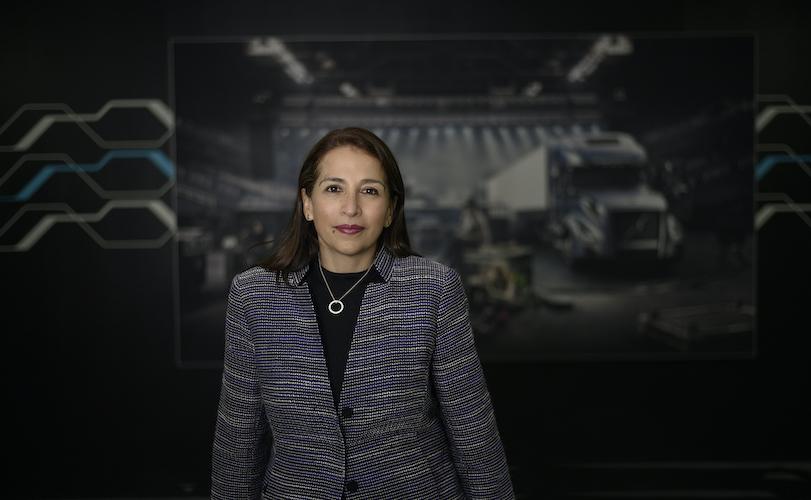 Volvo Trucks Argentina con Luz Elena Jurado