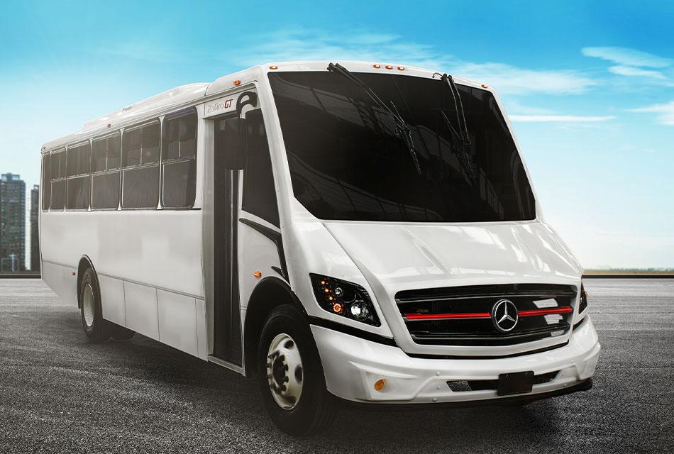 Nuevo Zafiro GT para el transporte urbano de México