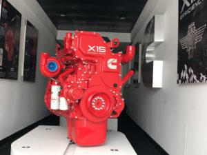 motor Cummins X15