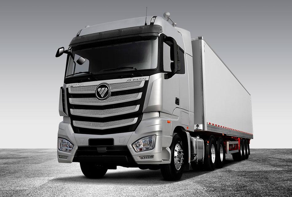 TMS integrará 20 camiones Foton a su flota