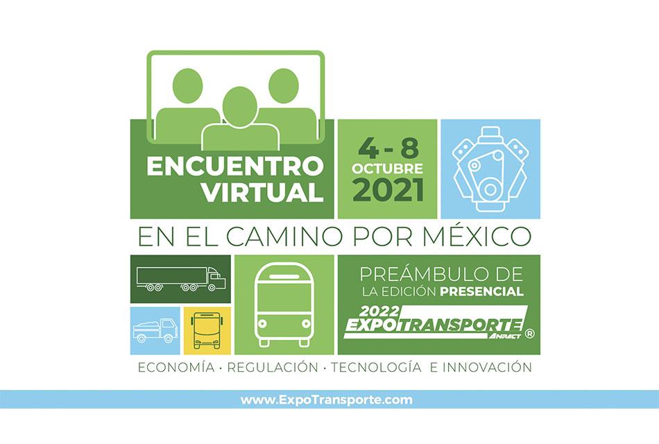 Encuentro Virtual de ExpoTransporte ANPACT