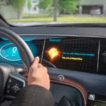 Continental integra Alexa Custom Assistant a un auto
