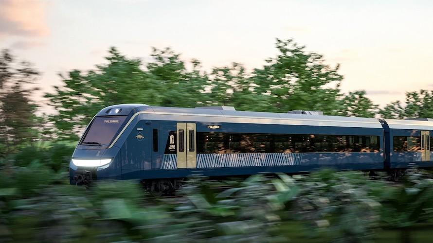 Convoyes del Tren Maya se fabricarán en Hidalgo