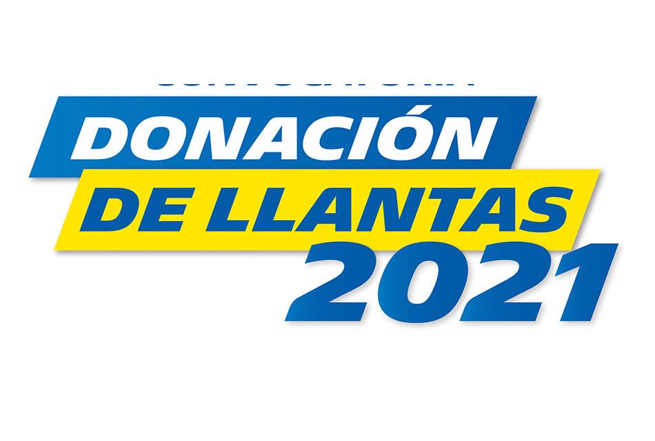Donación de Llantas 2021 Michelin