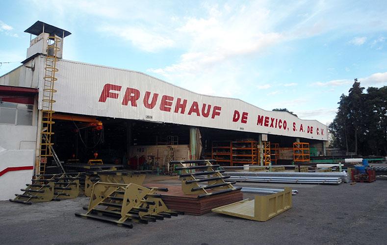 Fruehauf cumple 54 años en México