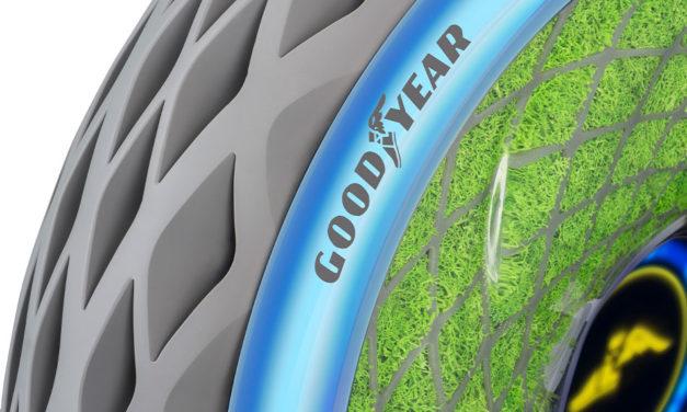 La visión de Goodyear sobre la movilidad del futuro