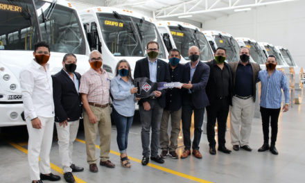 Grupo Drivers suma 30 autobuses International