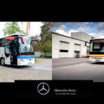 Tourismo y Setra MultiClass, funcionales en el mundo