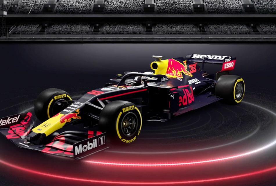 Nuevo lubricante de carreras Mobil 1 RB16B