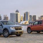 Maverick, la pickup híbrida de Ford llegará a México