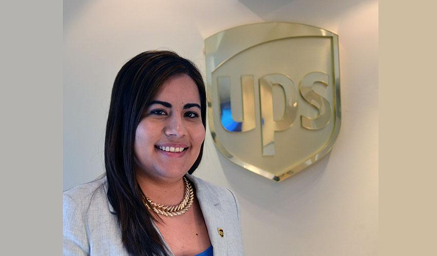 Mercadotecnia de UPS es dirigida por RosalvaRivera