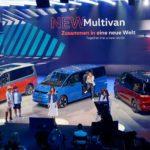 Multivan, primer híbrido enchufable de VWVC