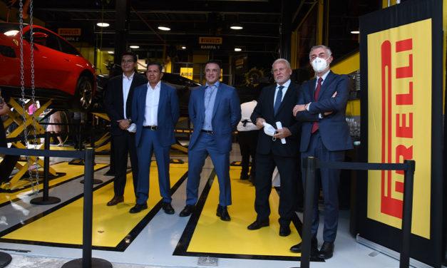 Abren centro de servicio Pirelli y Car Motion