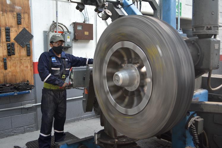 Renovado de neumáticos, una práctica confiable