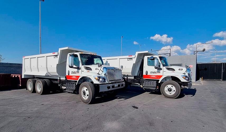 Sierra Norte entrega 20 unidades International