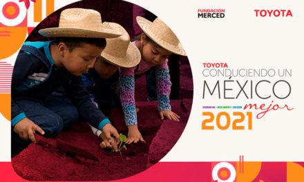 4ª edición de Toyota Conduciendo un México Mejor