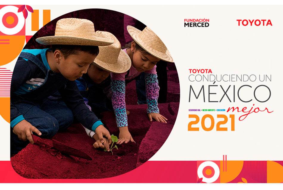 4a edición de Toyota Conduciendo un México Mejor