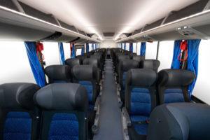 Viaggio 800 Interior